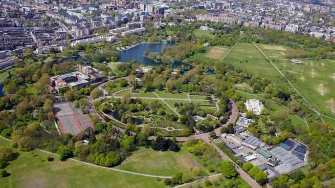 Regents-Park-Aerial