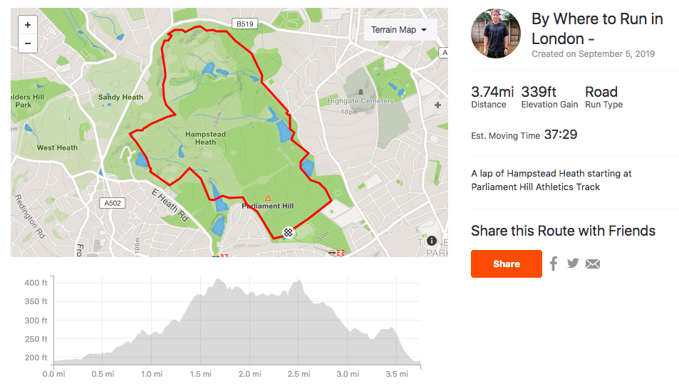 Hampstead-Heath-Strava-Route-Where-to-run-in-London