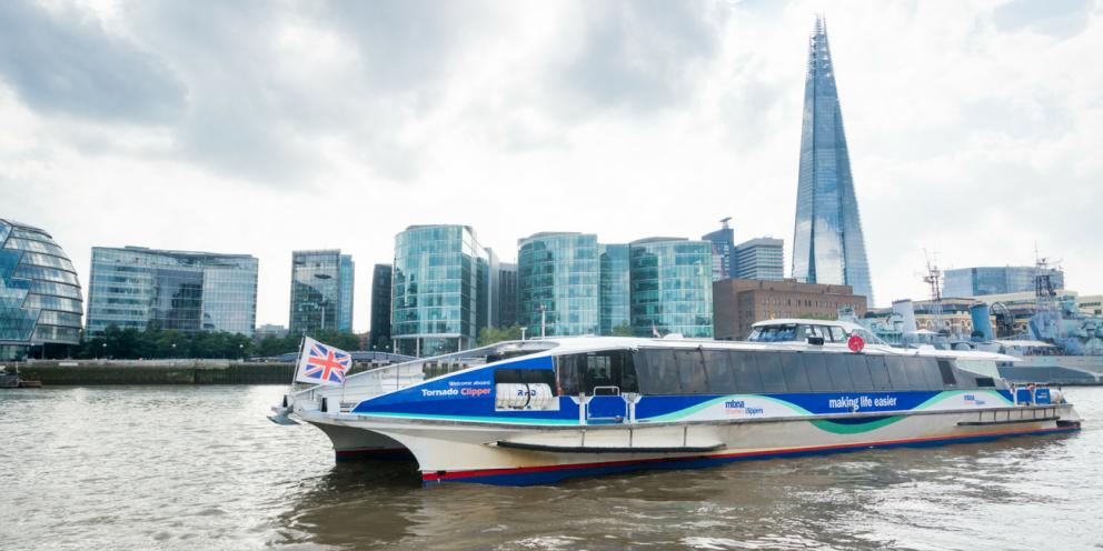 Thames-Clipper-Boat