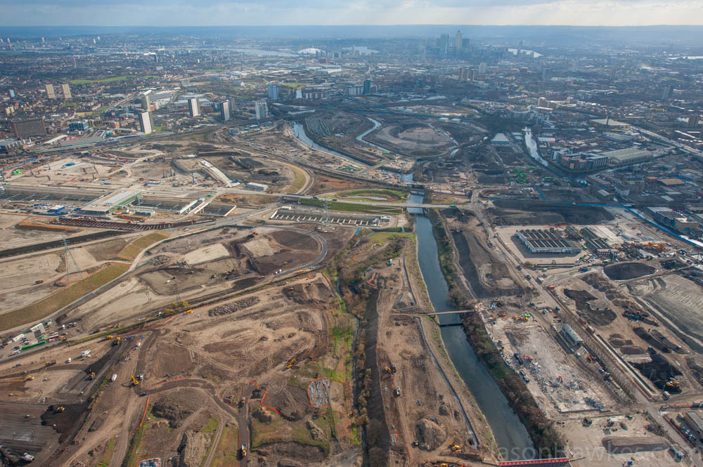 QE2 Olympic Park before