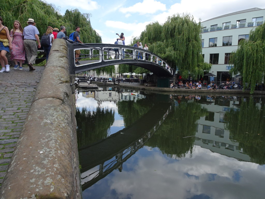 Camden-Lock-Bridge