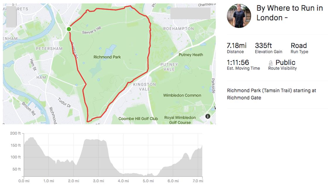 Richmond-Park-Strava-Route-Where-to-run-in-London